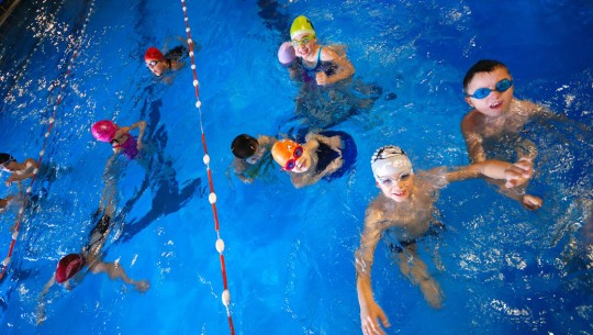 Water Softening in Public Swimming Pools