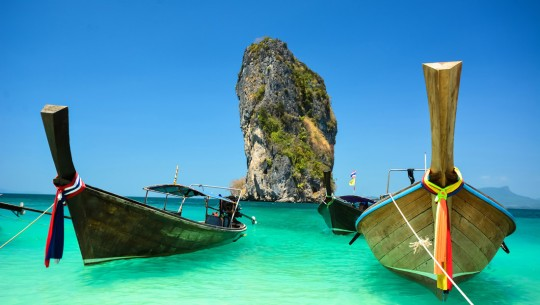 Tantalizing Thailand – holiday on a dream island